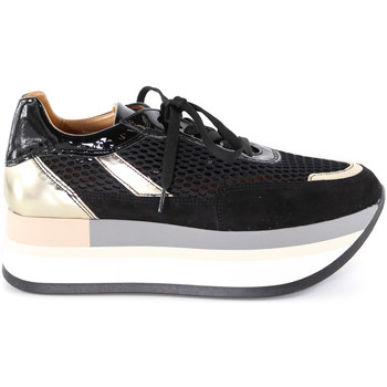 Sko Dame Lave sneakers Grace Shoes 331033 Sort