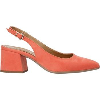 Sko Dame Højhælede sko Grace Shoes 774016 Orange