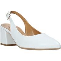 Sko Dame Højhælede sko Grace Shoes 774016 hvid
