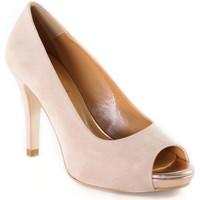 Sko Dame Højhælede sko Grace Shoes 457I001 Lyserød