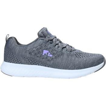 Sko Dame Lave sneakers Lumberjack SW77911 001 C27 Grå