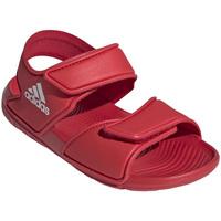 Sko Børn Sportssandaler adidas Originals EG2136 Rød