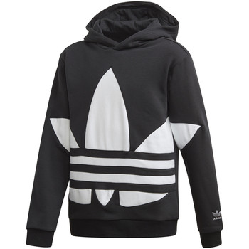 textil Børn Sweatshirts adidas Originals FS1857 Sort