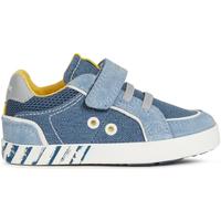 Sko Børn Lave sneakers Geox B02A7B 0NB22 Blå