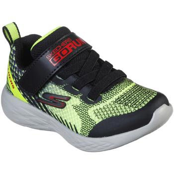 Sko Børn Lave sneakers Skechers 97858N Gul