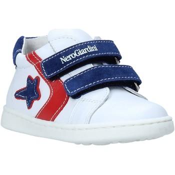 Sko Børn Lave sneakers Nero Giardini E019082M hvid