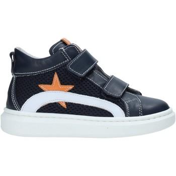 Sko Børn Høje sneakers Nero Giardini E023810M Blå