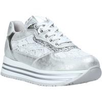 Sko Pige Lave sneakers Nero Giardini E031460F Sølv