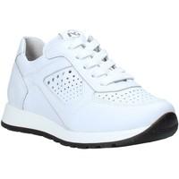 Sko Børn Lave sneakers Nero Giardini E033810M hvid