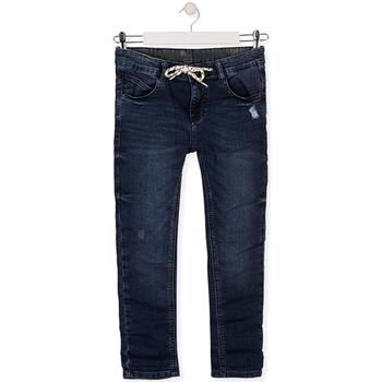 textil Børn Smalle jeans Losan 013-6021AL Blå