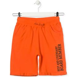 textil Børn Badebukser / Badeshorts Losan 013-6602AL Orange