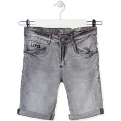 textil Børn Shorts Losan 013-9002AL Grå