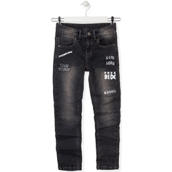 textil Børn Smalle jeans Losan 013-9005AL Grå