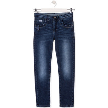 textil Børn Smalle jeans Losan 013-9010AL Blå