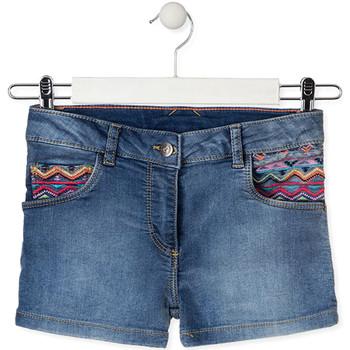 textil Børn Shorts Losan 014-6010AL Blå