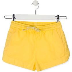 textil Børn Shorts Losan 014-9007AL Gul