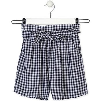 textil Børn Shorts Losan 014-9009AL Blå