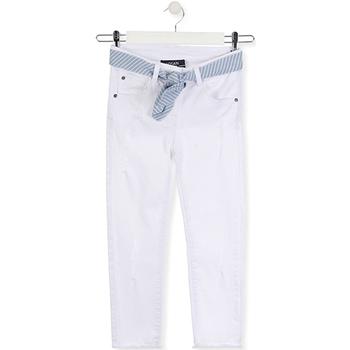 textil Børn Smalle jeans Losan 014-9011AL hvid