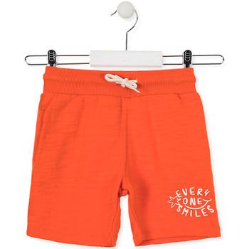 textil Børn Badebukser / Badeshorts Losan 015-6016AL Orange