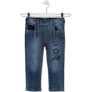 textil Børn Smalle jeans Losan 015-6023AL Blå