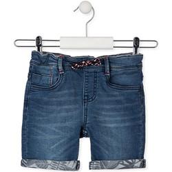 textil Børn Shorts Losan 015-6028AL Blå