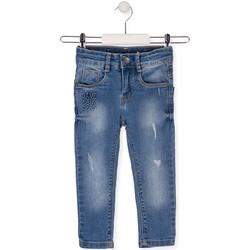 textil Børn Smalle jeans Losan 015-9008AL Blå