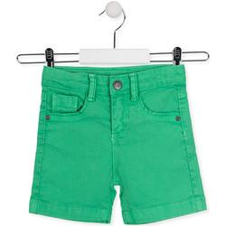 textil Børn Shorts Losan 015-9009AL Grøn