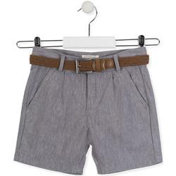 textil Børn Shorts Losan 015-9790AL Grå