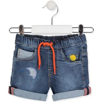 textil Børn Shorts Losan 017-6017AL Blå