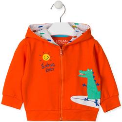 textil Børn Sweatshirts Losan 017-6026AL Orange