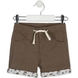textil Børn Shorts Losan 017-9008AL Grøn