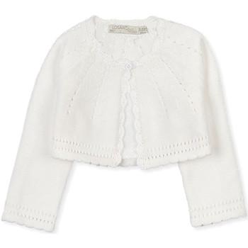 textil Børn Veste / Cardigans Losan 018-5790AL hvid