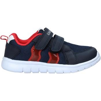 Sko Børn Lave sneakers Lumberjack SB55112 001 M67 Blå