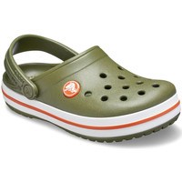 Sko Børn Træsko Crocs 204537 Grøn