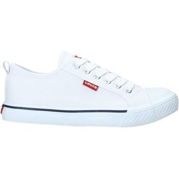 Sko Børn Lave sneakers Levi's VORI0006T hvid