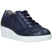 Sko Dame Lave sneakers IgI&CO 5153199 Blå