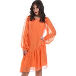 textil Dame Korte kjoler Gaudi 011BD15035 Orange