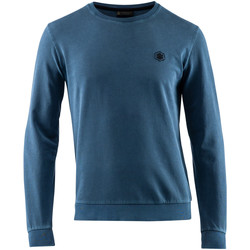 textil Herre Sweatshirts Lumberjack CM60142 007 518 Blå