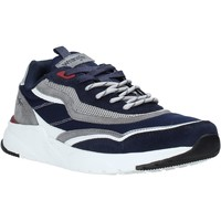 Sko Herre Lave sneakers Wrangler WM01111A Blå