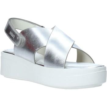 Sko Dame Sandaler Impronte IL01529A Sølv