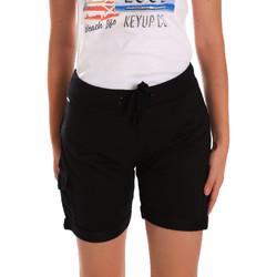 textil Dame Shorts Key Up 5G75F 0001 Sort