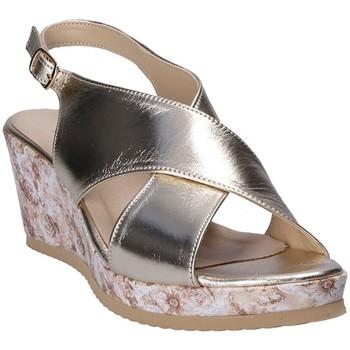 Sko Dame Sandaler Grace Shoes ZB 039 Gul