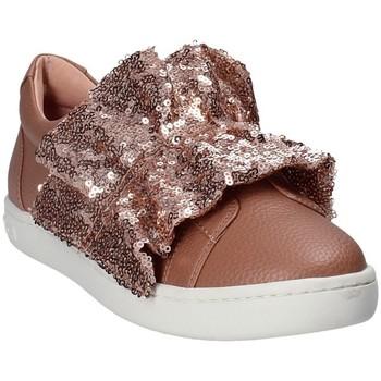 Sko Dame Lave sneakers Fornarina PE18AN2826 Lyserød