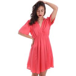 textil Dame Korte kjoler Gaudi 011FD15061 Lyserød