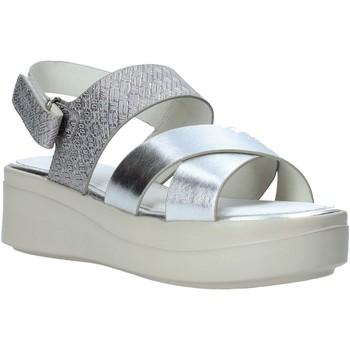 Sko Dame Sandaler Impronte IL01548A Sølv