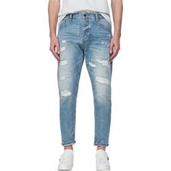 textil Herre Smalle jeans Antony Morato MMDT00226 FA700111 Blå
