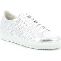 Sko Dame Lave sneakers Grunland SC3853 Grå