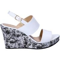 Sko Dame Sandaler Grace Shoes D 010 Grå