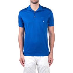 textil Herre Polo-t-shirts m. korte ærmer Navigare NV72062 Blå