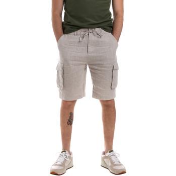 textil Herre Shorts Sseinse PB591SS Beige